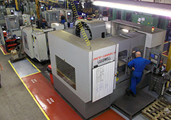 CNC milling precision engineers
